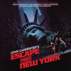 Escape From New York OST - John Carpenter
