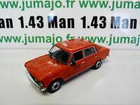 PL172 1/43 IXO IST déagostini POLOGNE FIAT 125 Taxi Varsovie Warszawa