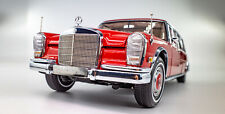 "CMC Mercedes-Benz 600 Pullman (W100) Limousine ""Roter Baron"" Limited Edition 800"