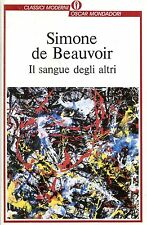 Simone de Beauvoir IL SANGUE DEGLI ALTRI