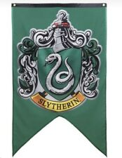 New Harry Potter Hogwarts House Slytherin Wall Flag Banner  30 x 50 inches
