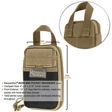Maxpedition 0246K EDC E.D.C. Pocket Organizer Khaki Day Pack Backpack