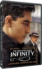 The Man Who Knew Infinity [New DVD] Ac-3/Dolby Digital, Dolby, Subtitl
