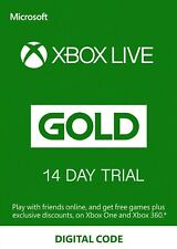 Xbox Live Gold 14 Days - ALL ACCOUNTS - GLOBAL INSTANT 24/7 DELIVERY