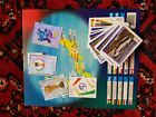 Panini WM 2002 Japan/Korea Komplettsatz 576 Sticker + Album WC, Sticker,Fußball