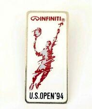 Vintage Collectible Lapel Pin ~1994 Infiniti U.S.Open Tennis Souvenir Pin