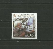 Vatican 2014 Anniversary of the Fall of the Berlin Wall  MNH Vaticano