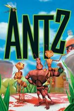Brand New Antz (DVD) Sealed, English, Dutch, Duits & French - Stocking Filler
