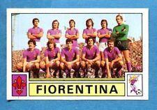 CALCIATORI 1975-76 - Panini - Figurina-Sticker n. 100 - SQUADRA FIORENTINA -Rec