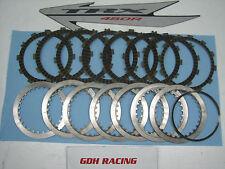 TRX 2008 450ER 450 ER CLUTCH FRICTION PLATES STEELS 450R FITS 04/13 ENGINE MOTOR