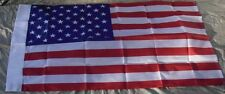 "Wholesale Lot Of 10 Usa Made In The Us Flags U.S. Banner American 28""X40 Sleeve"