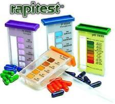 New listing Soil Test Kit Tester pH Test Light Npk Levels Rapitest Ground #1601 (40 Test)