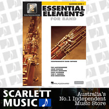 Essential Elements For Band Book 1 (One) - Bassoon - w/EE Interactive.