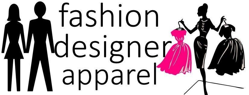 fashion designer apparel