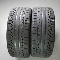 2x Michelin Pilot Alpin PA3  245/35 R19 93W DOT 2913 Winterreifen 6 mm