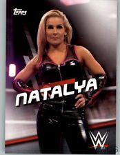 2016 WWE Divas Revolution #28 Natalya