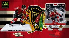 IMPORTS DRAGON NHL LIMITED EDITION  CHICAGO BLACKHAWKS - PATRICK KANE FIGUR NEU