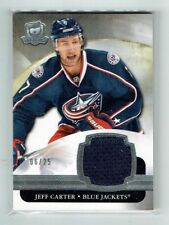 11-12 UD The Cup  Jeff Carter  /25  Jersey