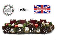 Christmas Candle holder Table Decoration