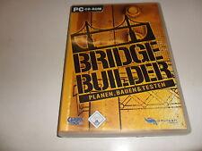 PC  Bridge Builder