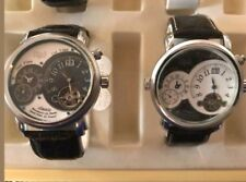 NEW TRIAS XL AUTOM/46MM/23J/DUAL TIME/ Choose 1 / Germany/2 Models 1 on ebay