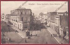 BRINDISI CITTÀ 46 Cartolina viaggiata 1912
