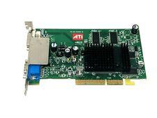 AGP ATI Radeon 9550 256M 109-A03500-10 102A0352710 DVI VGA Video Card