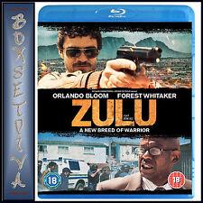 ZULU - Orlando Bloom **BRAND NEW BLU-RAY**