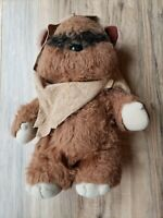 Wicket The Ewok Star Wars Plush 1983 Kenner
