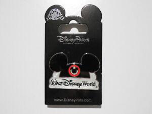 Walt Disney World Theme Park Mickey Ears Collectible Trading Pin New