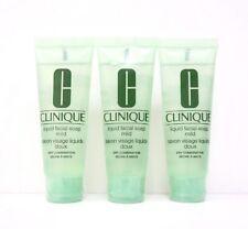 Clinique Liquid Facial Soap Mild - 150ml ( 3 X 50ml) Travel/sample Size Tubes
