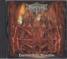 THORNAFIRE - exacerbated gnostic manifestation CD