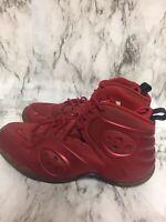 Nike Zoom Rookie - 472688-601 Size 11 Red Flight Hightop Sneakers