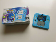 NINTENDO 2DS POKEMON LUNE / MOON limited idition