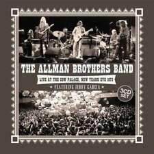 Allman Brothers Band Feat Jerry Garcia - Live At The Cow Palace, New Y NEW 3 x C