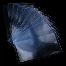10PCS Credit Card 3X Magnifier Loupe Magnifying Fresnel LENS Reading Aids Helper
