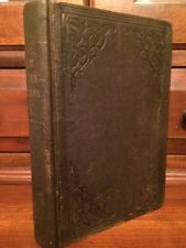 RARE 1859 History of Upper South Carolina, Charleston SC 1st ed. CHEROKEE INDIAN