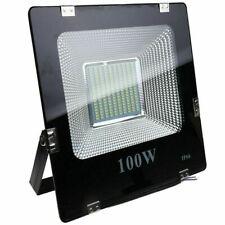FARO LED SLIM 50W 100W 200W 300W 500 400 600 WATT IP66 SMD MULTICHIP PROIETTORE