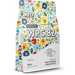 Promo Price ! KFD Premium WPC 82 Whey Protein Concentrate 900 g