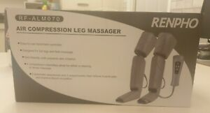 RENPHO Air Leg Calf Compression Massager Machine for Circulation, Over Wide Size