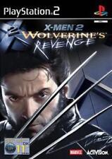 X-Men 2: Wolverine's Revenge (PS2) VideoGames