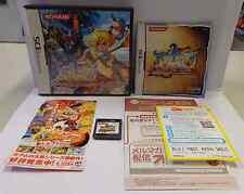 Console Game Gioco NINTENDO NDS DS Play TAO Mamono no Tou to Mahou no Tamago JAP