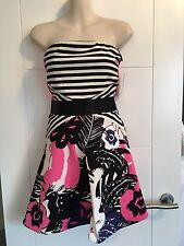 AUTHENTIC JUICY COUTURE  SUMMER DRESS Size X SMALL 6-8  **L@@K** BNWT RRP £170