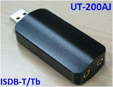 UT-200AJ (ISDB-T/Tb Full Duplex, 6/7/8MHz Tx, 6/7MHz Rx), 1.2GHz for HAM TV