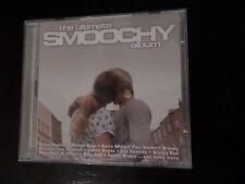 CD DOUBLE  ALBUM -  Various Artists - Ultimate Smoochy Album