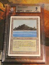 Tropical Island X1 Revised BGS Beckett Graded 9 Quad 9 Mint 9/9.5/9.5/9