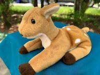 "Beautiful Super Soft Deer Doe Lovey 7"" Plush Stuffed Animal Toy"