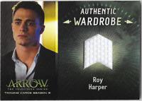 Arrow 3 Relic Wardrobe Costume Card Roy Harper Arsenal M14 M-14