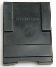 Mamiya M645 Prism Cap -  Bottom Cover for Prism Finder - USED C668