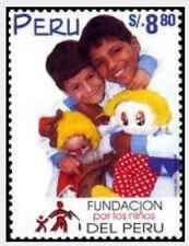 Timbre Enfance Pérou 1146 ** année 1998 lot 21085